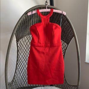 Beautiful Red Guess dress size 6